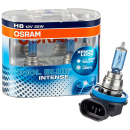 2er Set OSRAM Cool Blue Intense H8 PGJ19-1 64212CBI 12V 35W