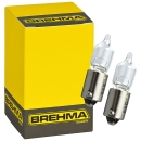 10x BREHMA H20W 12V 20W Halogen Innenraumbeleuchtung Ba9s